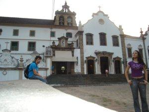 Convento de Santo Antônio - Rio de Janeiro/RJ