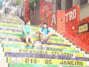 Escaria Selaron - Rio de Janeiro/RJ