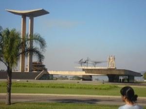 Monumento Nacional aos Mortos da Segunda Guerra Mundial - Rio de Janeiro/RJ