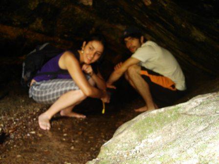 gruta do sobradinho sao thome das letras