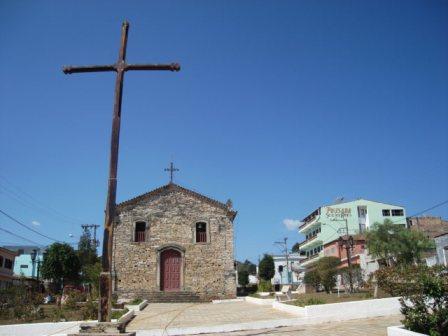 igreja do rosario sao thome das letras