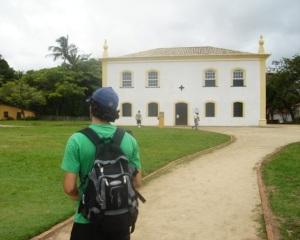 Antiga prisão - Porto Seguro