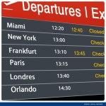 Promoção com ofertas da LAN Airlines