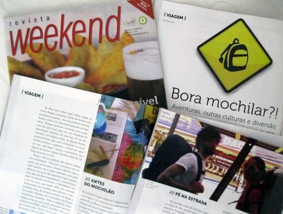 blogueiro na revista