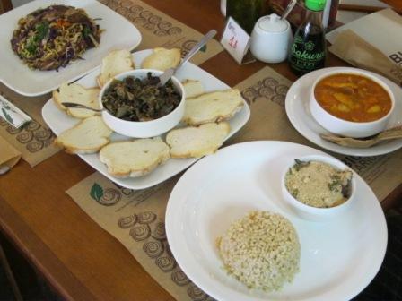 comida restaurante vegetariano bio carioca