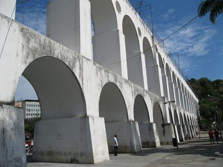 Arcos da Lapa rio de janeiro