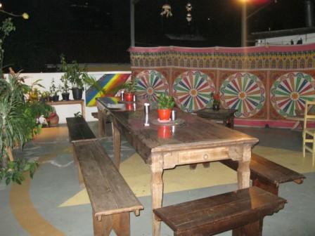 Madhurya - ambiente externo