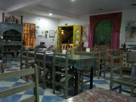 Madhurya - ambiente interno