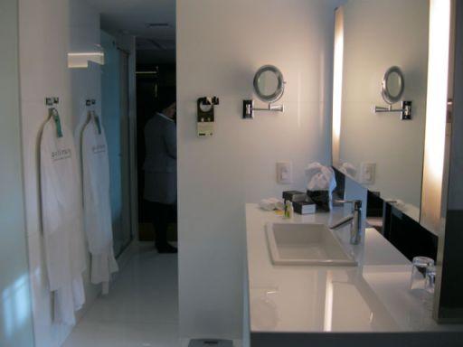 Banheiro da Suite Executive