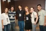 Blogueiros em evento de hotel