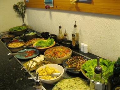 Buffet de salada