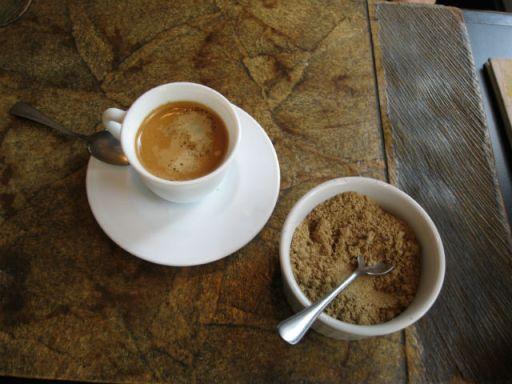 cafe expresso organico