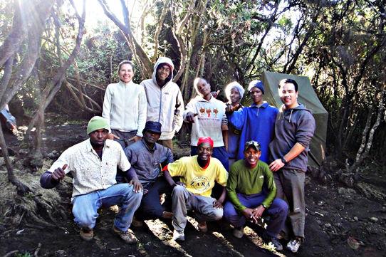 guias Kilimanjaro