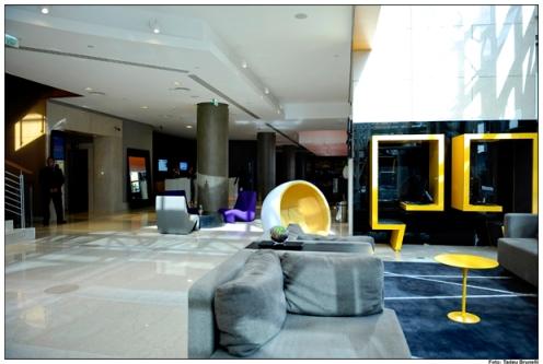 Lobby (Foto: Tadeu Brune)