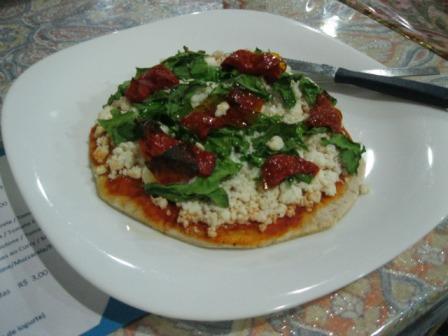 pizza ricota