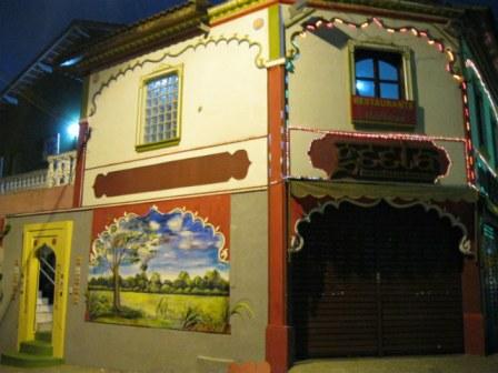 Restaurante Madhurya