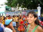 blogueira no carnaval de olinda