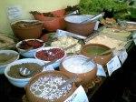buffet molhos vegetarianos