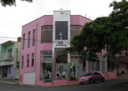 Ford Ka rosa e loja rosa