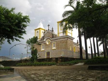 igreja de carrancas