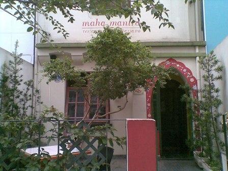 restaurante maha-mantra