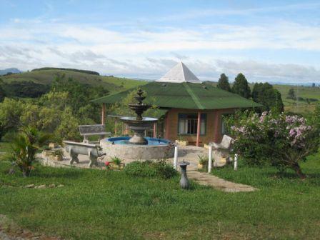 Templo e fonte