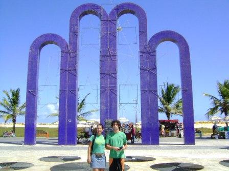 Arcos da Orla de Atalaia em aracaju