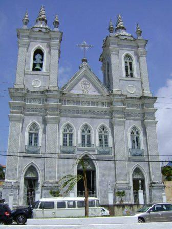 Maceio Igreja dos Martirios Maceio