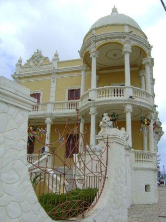 Museu Theo Brandao no Centro Maceio
