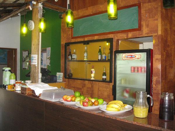 cafe da manha hostel florianopolis