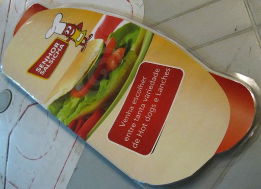 Cardapio de hamburguer vegano