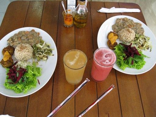 comida vegetariana florianopolis