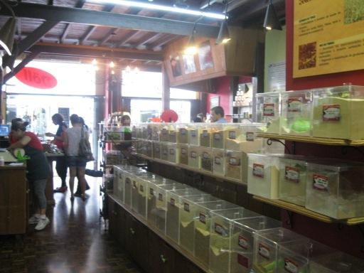 loja de graos e produtos naturais