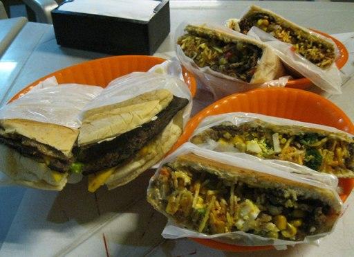 hamburguer vegetariano florianopolis