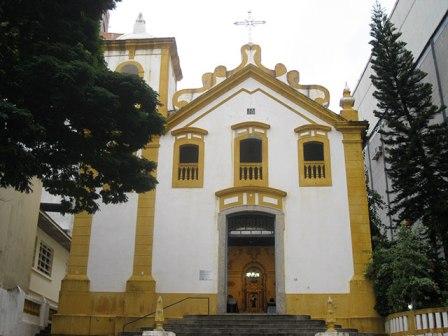 Igreja da Ordem Terceira de florianopolis