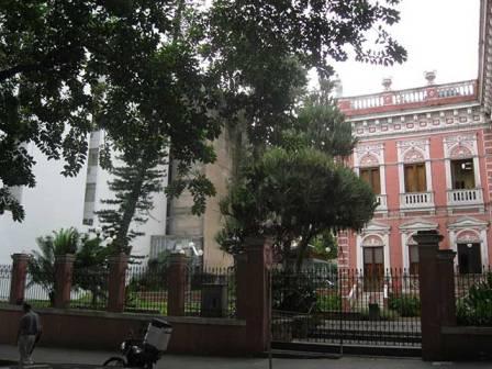 Jardins do Palacio Rosado florianopolis