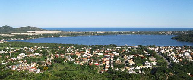 mirante da lagoa no alto de florianopolis