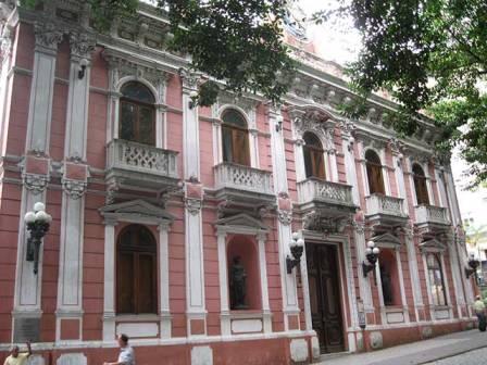 Palacio Rosado florianopolis