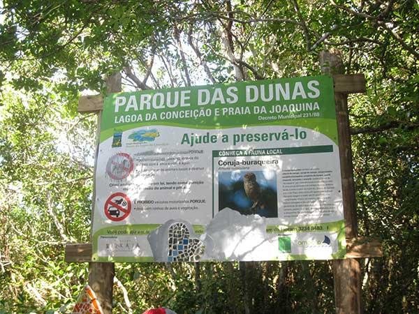 parque das dunas florianopolis