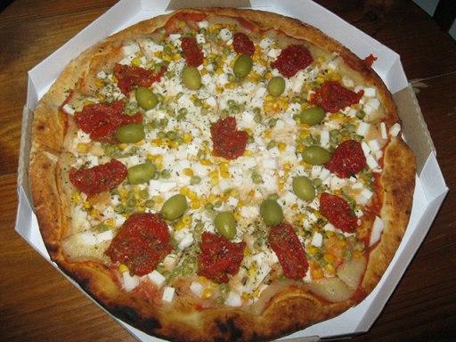 pizza vegana florianopolis