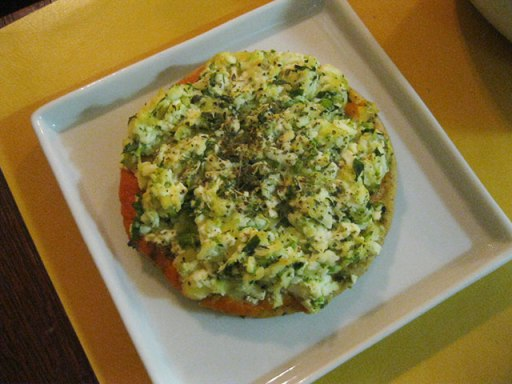 pizza vegetariana florianopolis