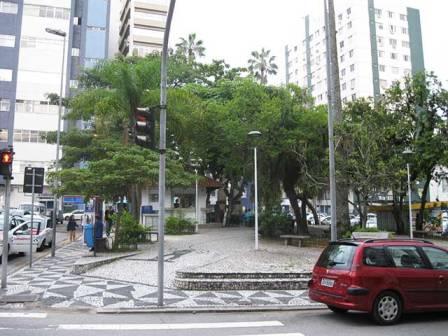 Praca Pereira Oliveira florianopolis