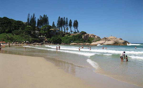 praia da joaquina floripa
