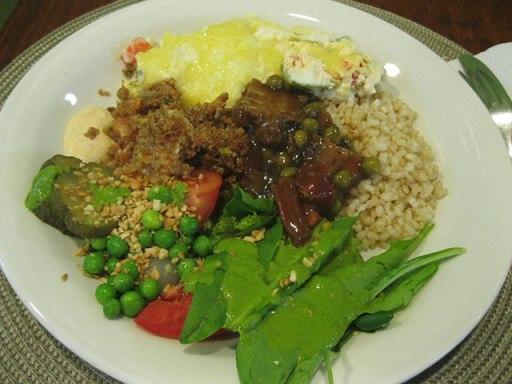 prato vegetariano florianopolis
