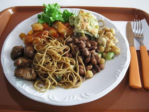 prato vegetariano taiwanes