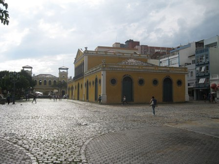Casa da Alfandega florianopolis