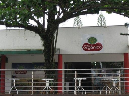 restaurante integral organico