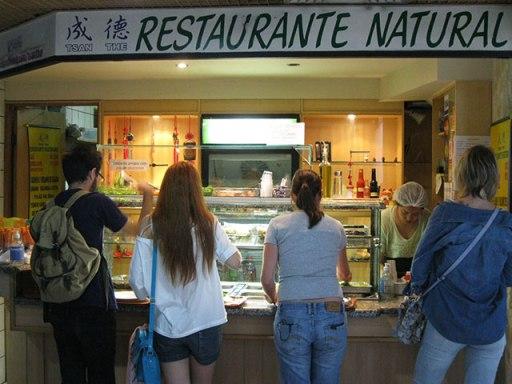 Restaurante Natural em florianopolis