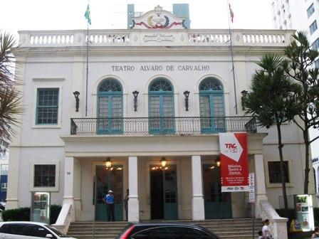 Teatro de florianopolis