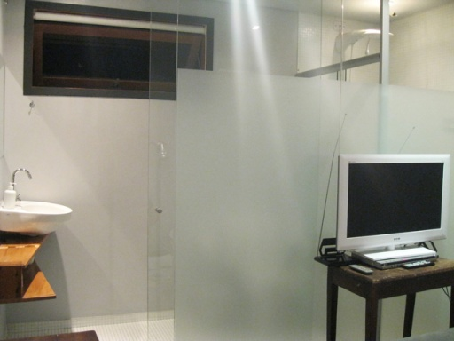 banheiro hostel privado